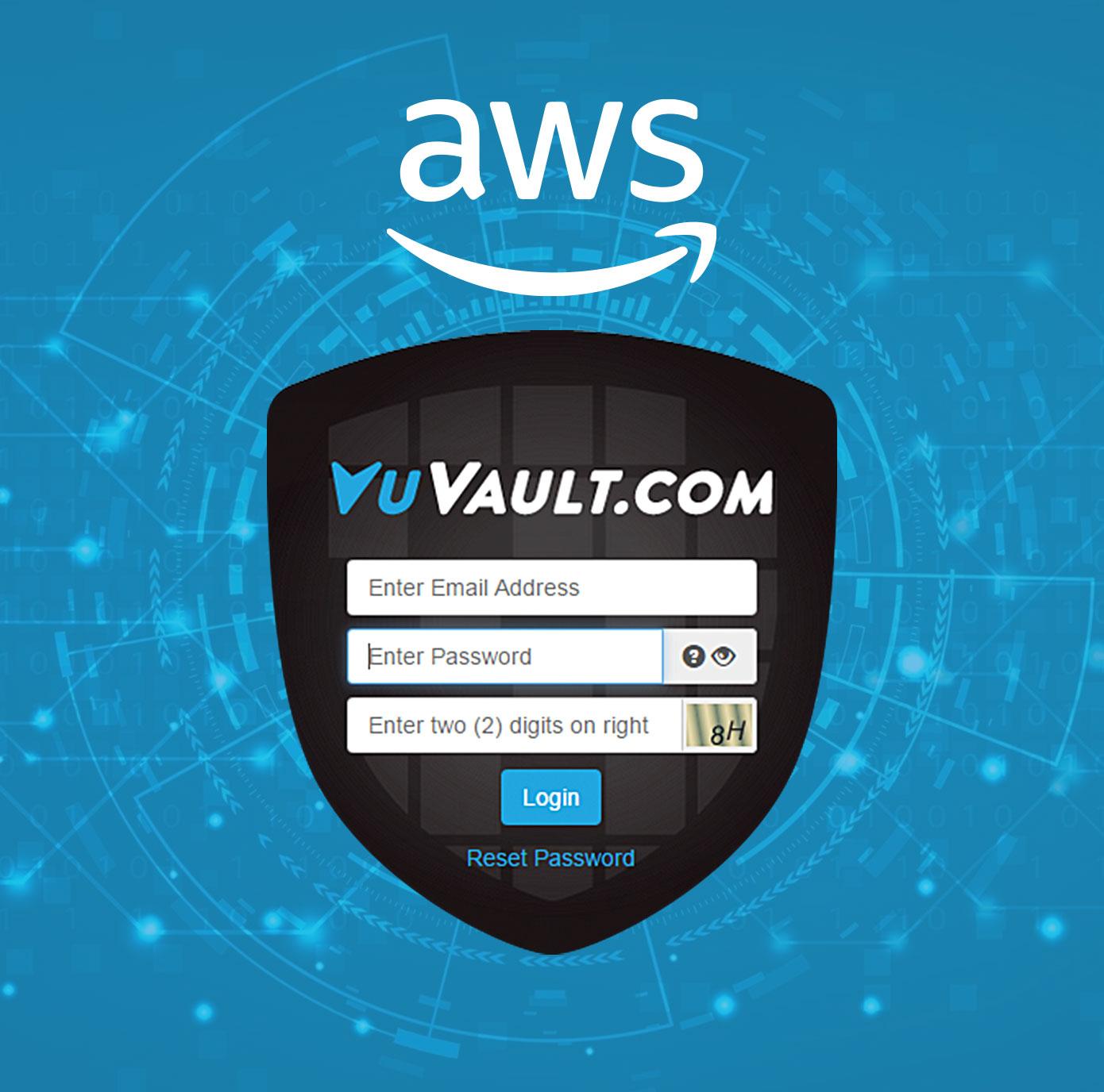 VuVault Cloud Storage