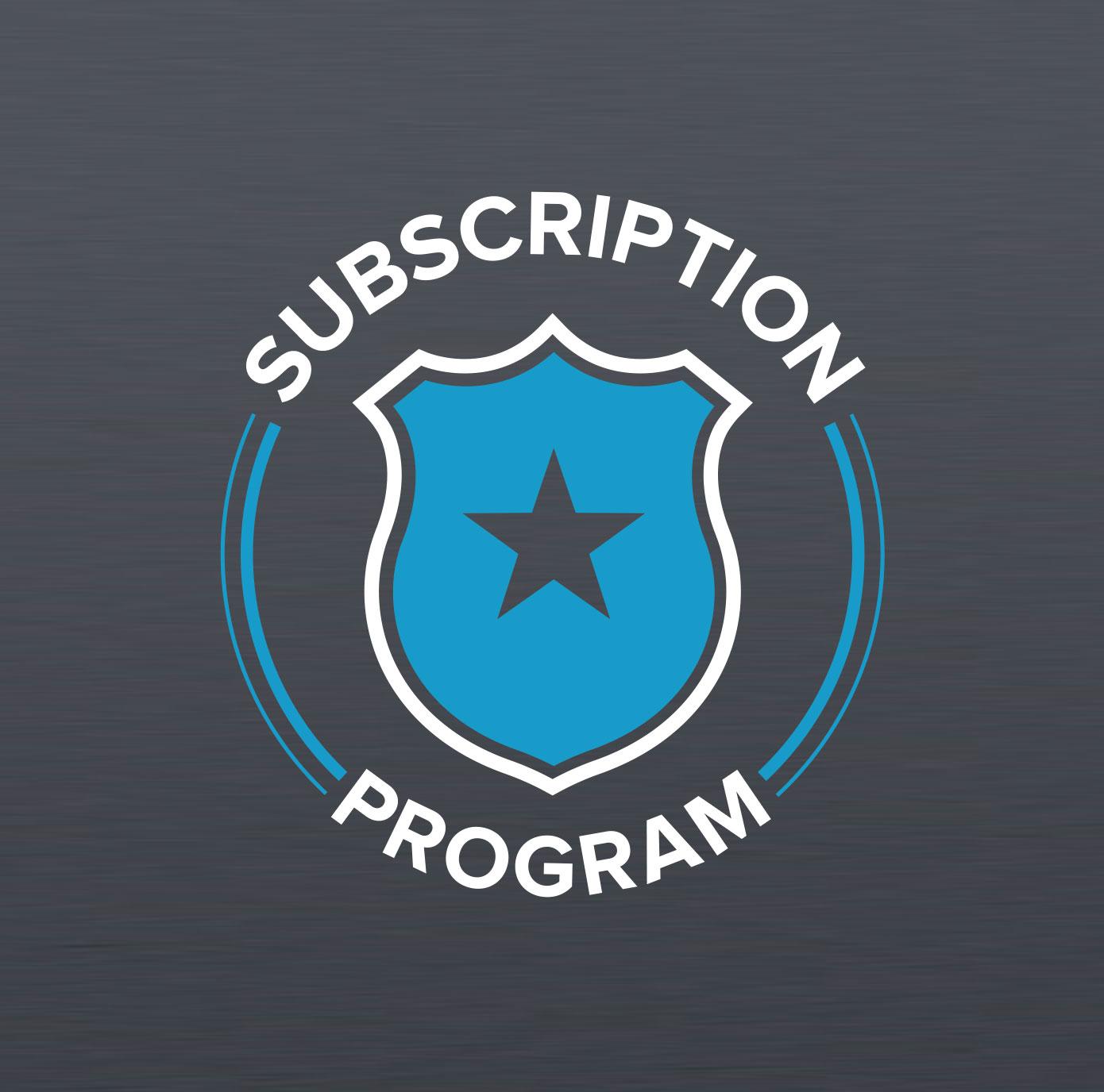 Body-Cam Subscription Program