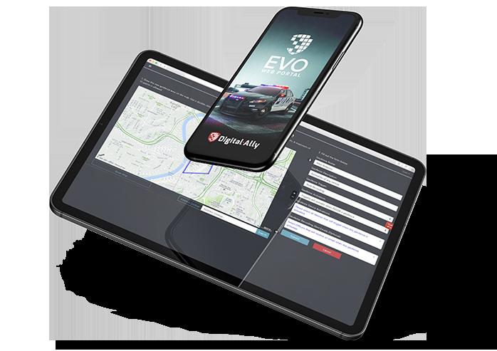 EVO Web Portal Devices