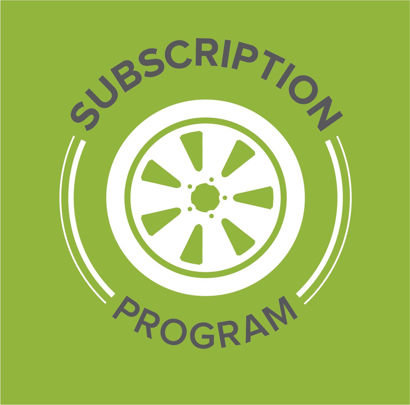 Subscription Program