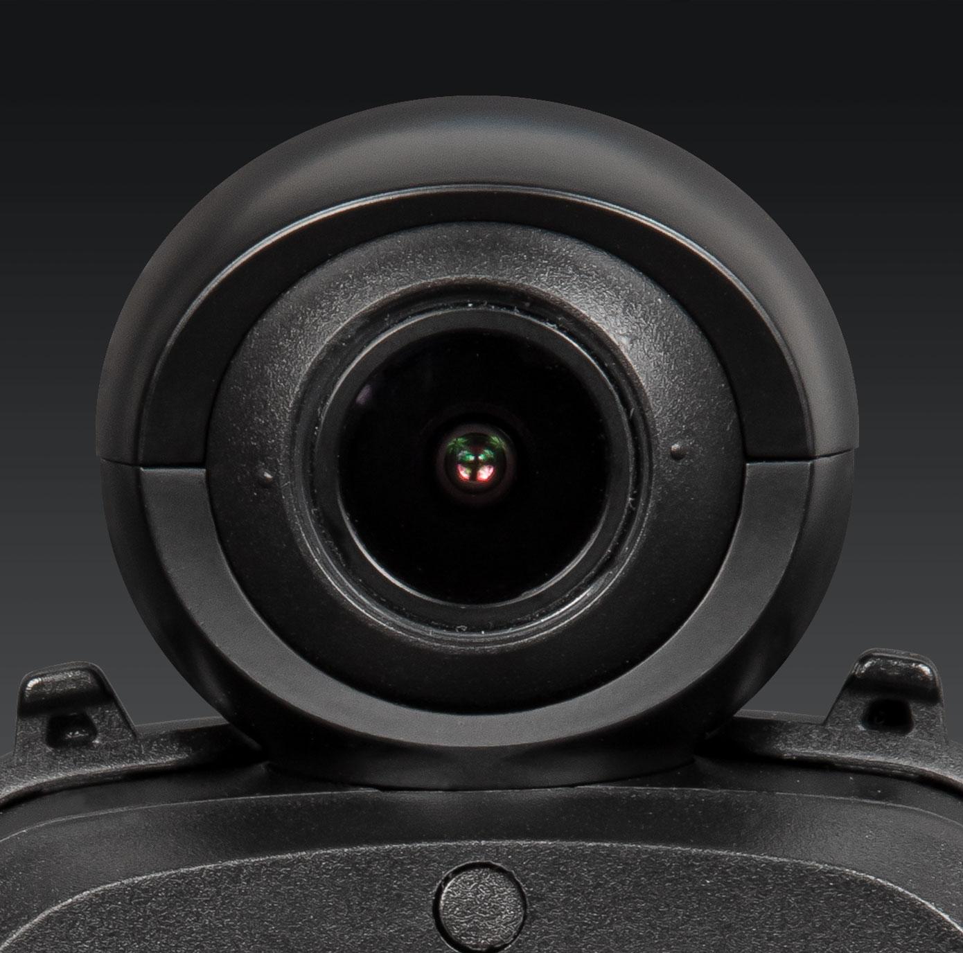 Articulated Camera Head