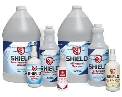 Shield Cleansers