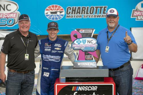 NASCAR 2019: Xfinity Series Drive for the Cure 250 presented by Blue Cross Blue Shield of North Carolina September 28